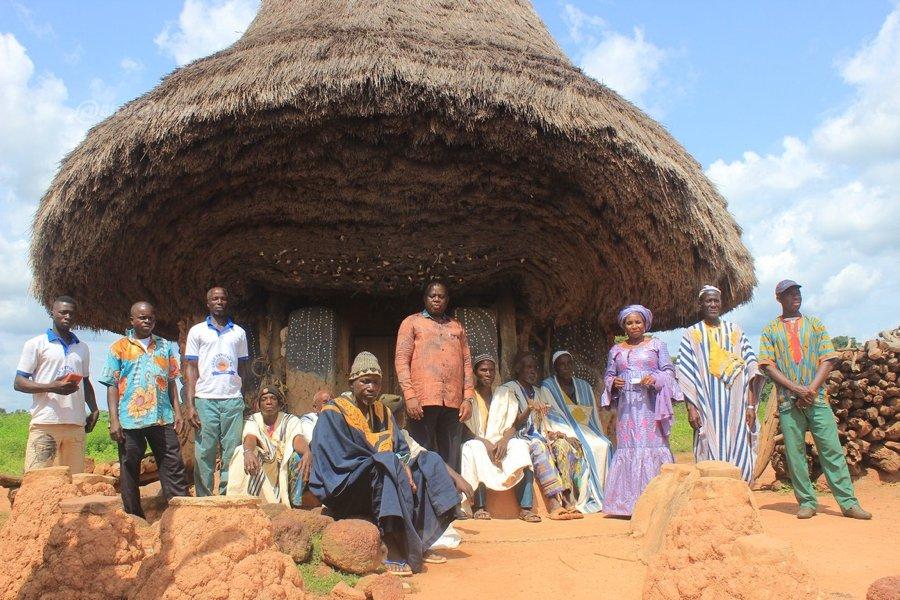 Quinzaine touristique à Korhogo: les cases à fétiches centenaires de  Niofouin - Abidjan.net News