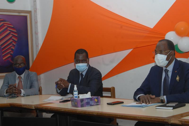 Obsèques de Laurent-Dona Fologo / Alain Cocauthrey, président du Comité d' organisation : « On n'a pas été autorisé à prendre possession du corps » -  Abidjan.net News